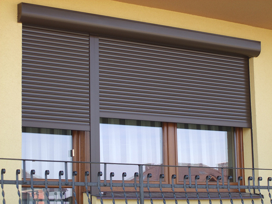 Energy Efficiency Of External Roller Blinds Toma